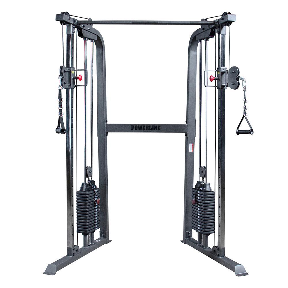 Appareil de Musculation Powerline Functional Trainer 2 X 75 KG