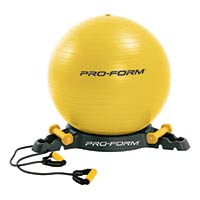 Médecine Ball et Balle lestée Proform Kit Antiburst Gym Ball
