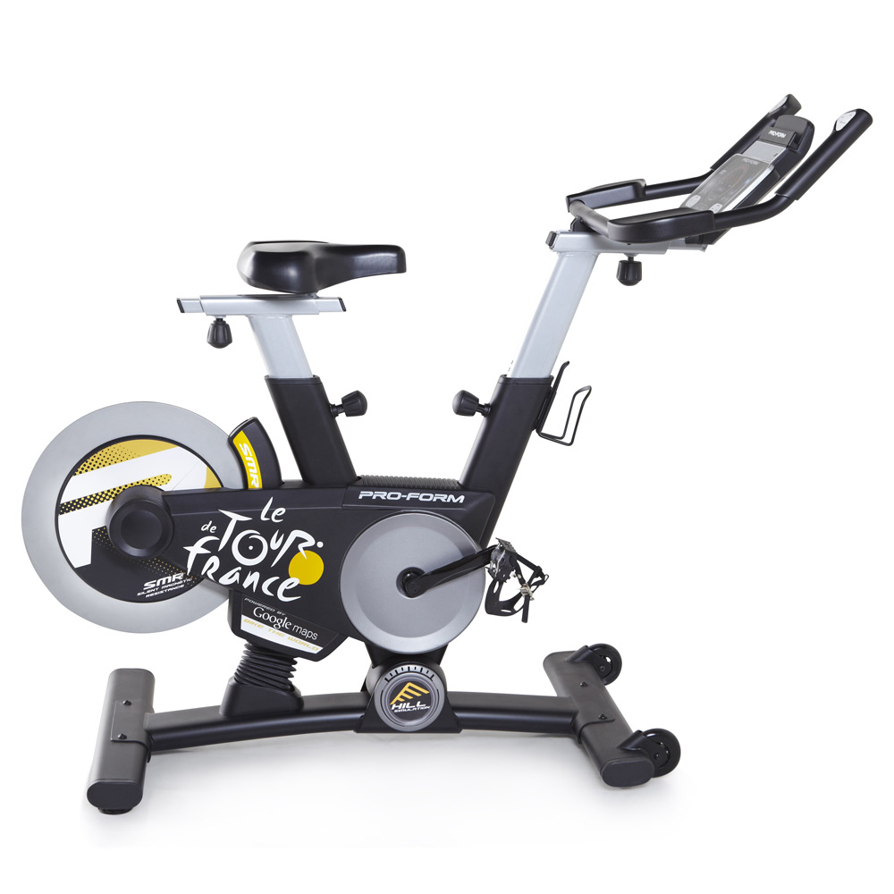 Vélo De Biking Le Tour De France 10 Proform Fitnessboutique