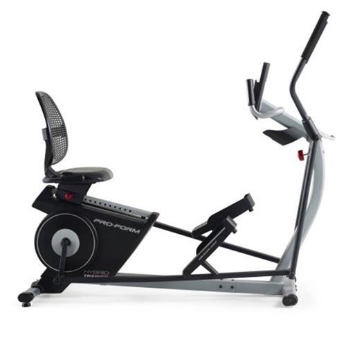 Vélo dappartement semiallongé  FitnessBoutique