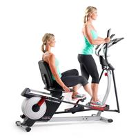 Vélo semi-allonge Hybrid Trainer Pro Proform - Fitnessboutique