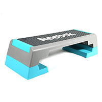 Stepper REEBOK New Step Pro (Gris / Turquoise)