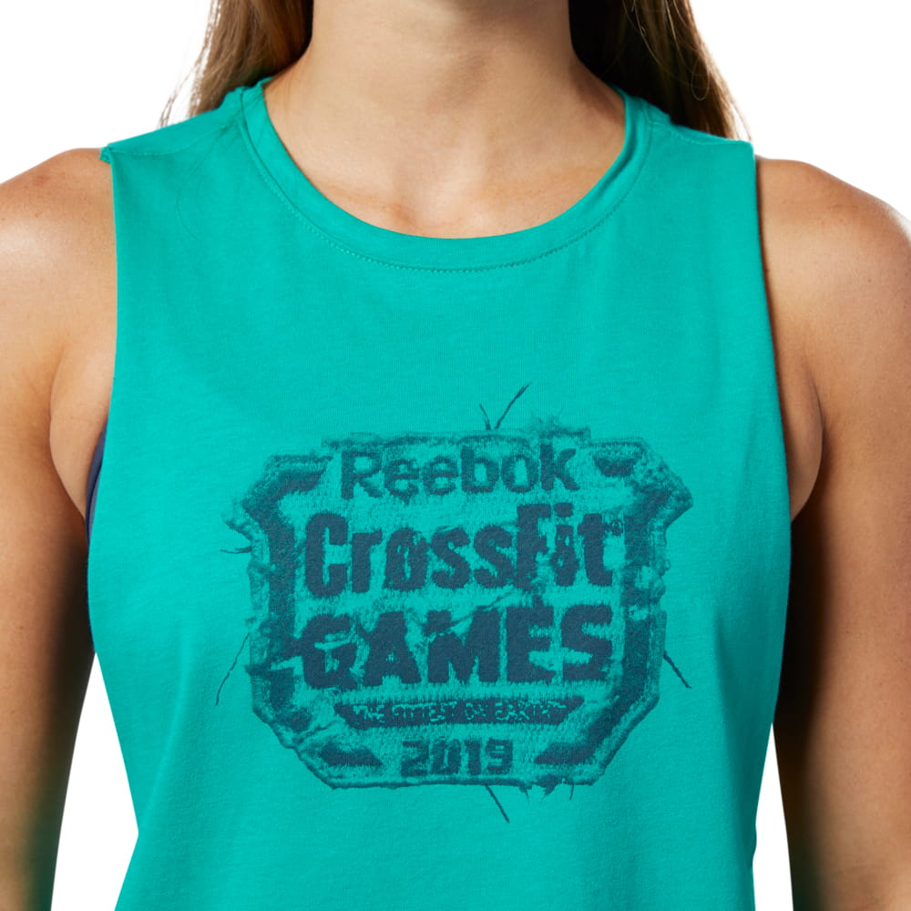 Reebok Débardeur Crossfit® Distressed Games