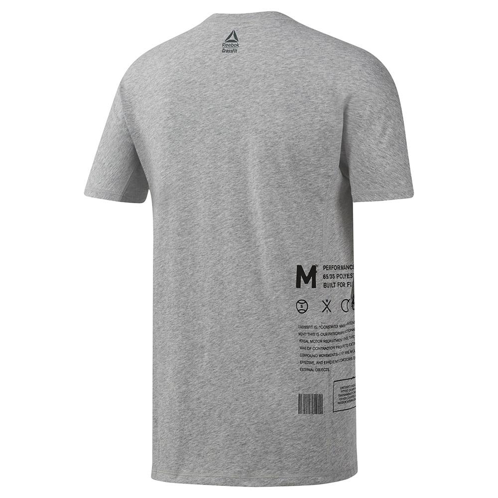 Reebok T Shirt Crossfit® Graphic Move