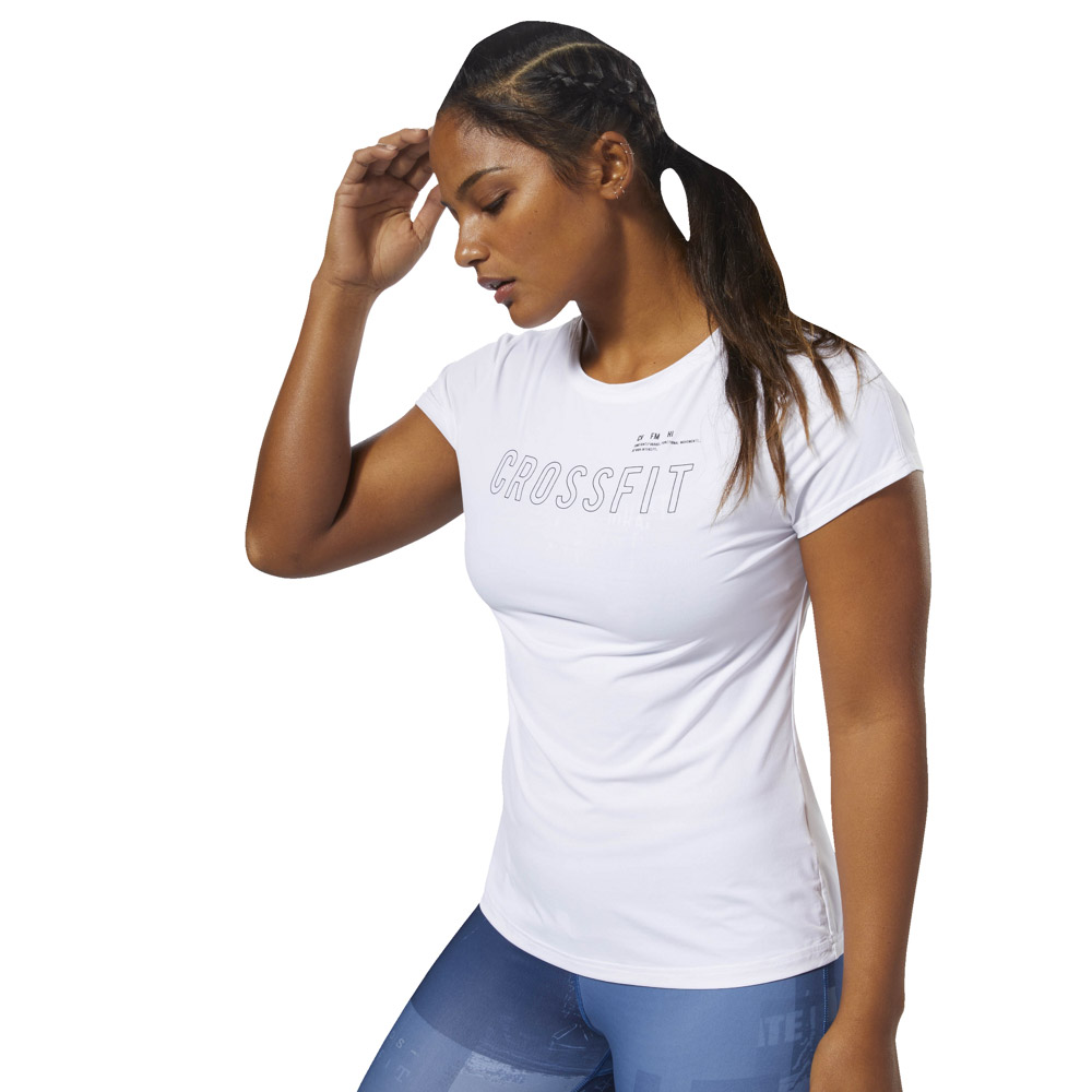 Reebok T Shirt Reebok Crossfit Activchill