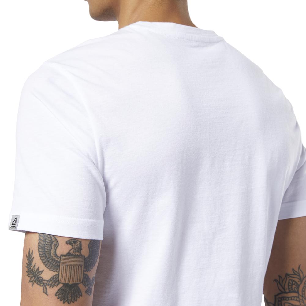 Reebok T Shirt Crossfit® Distressed Crest