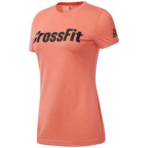 T-shirts Reebok T Shirt Crossfit® F.E.F