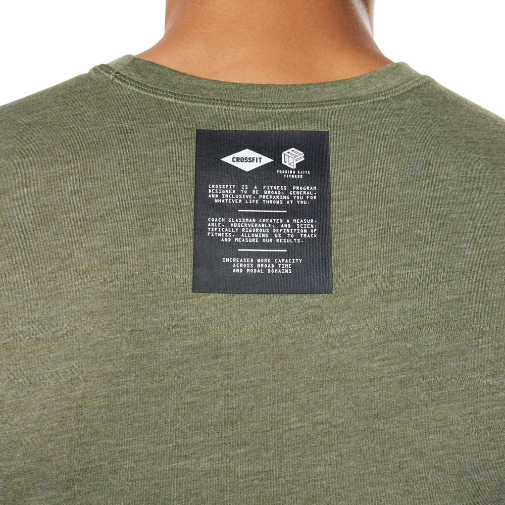 Reebok T Shirt Move Tee