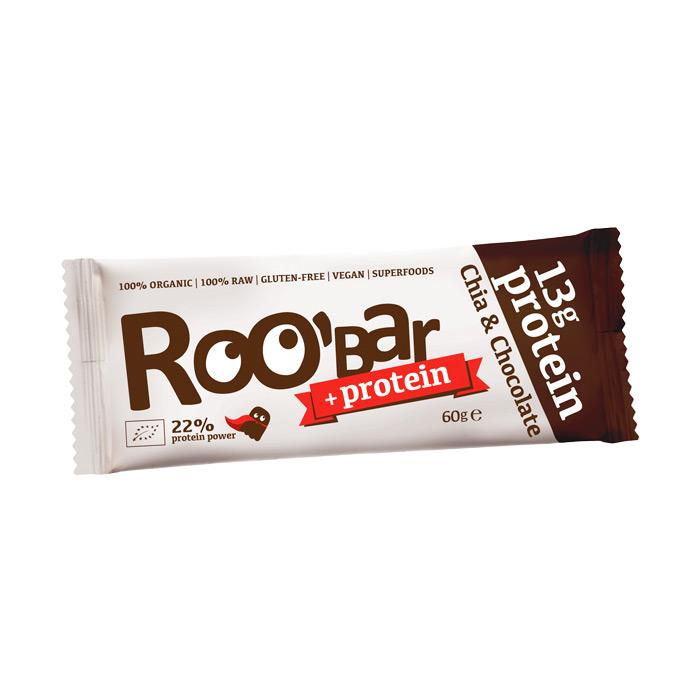 Roobar RooBar Bio Chia Chocolat