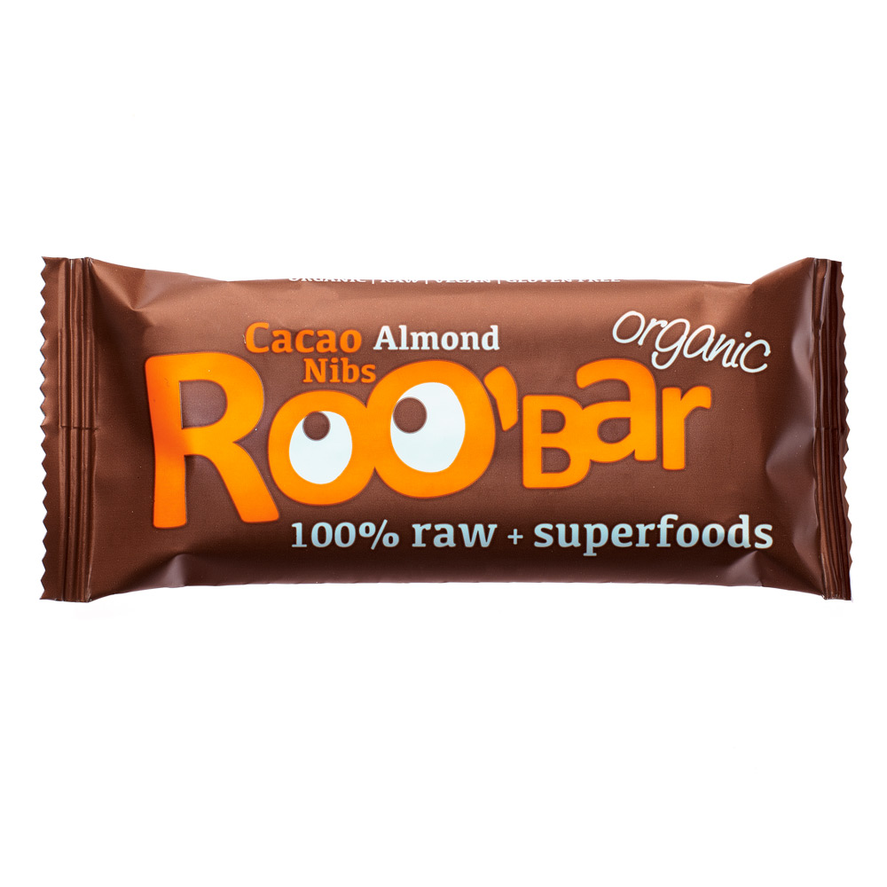 Roobar RooBar Bio Cacao Amandes