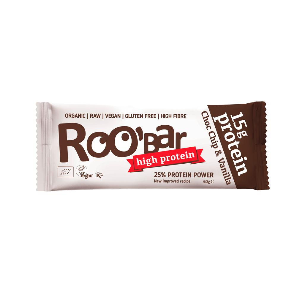 Roobar RooBar Bio Protéinée