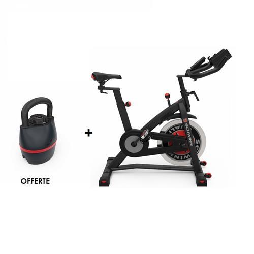 Vélo de Biking Schwinn IC7 + Kettlebell réglable offerte