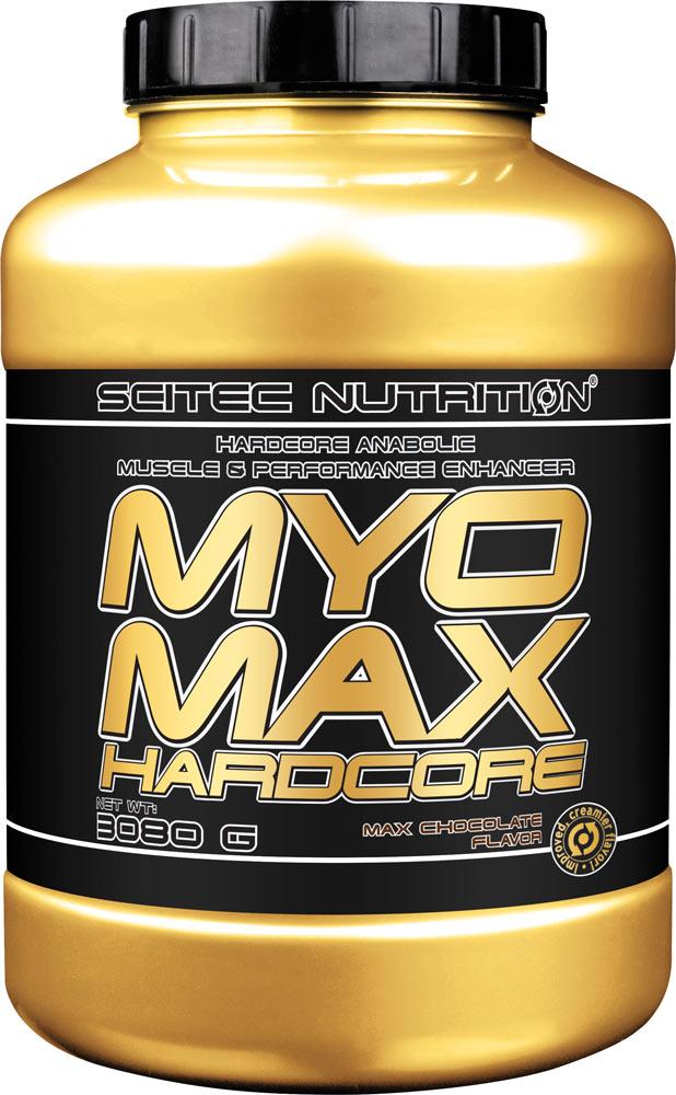 Scitec nutrition MyoMax HardCore