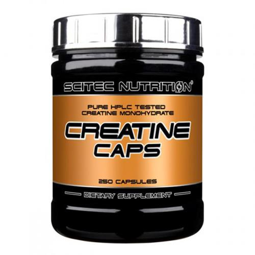 Monohydrate Creatine Caps Scitec nutrition - Fitnessboutique