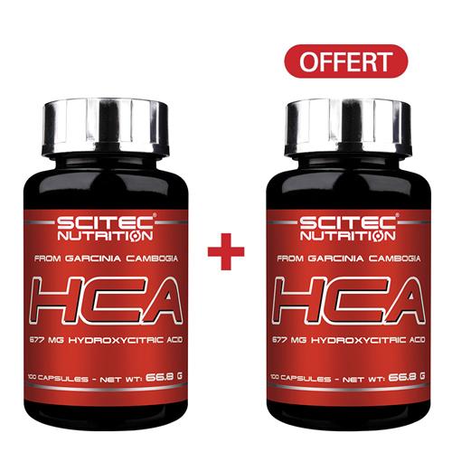 Brûleurs de graisse Scitec nutrition Duo HCA Chitosan