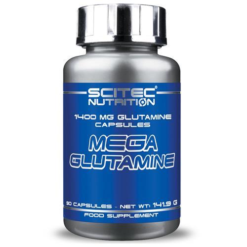 Acides aminés Scitec nutrition Mega Glutamine