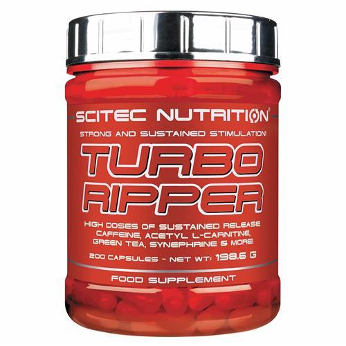 Sèche - Définition Scitec nutrition Turbo Ripper