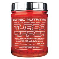 Brûleurs de graisse Turbo Ripper Scitec nutrition - Fitnessboutique
