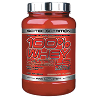 protéines 100% Whey Protein Professional LS