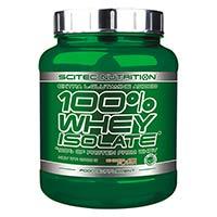 Protéines Scitec nutrition 100 % Whey Isolate
