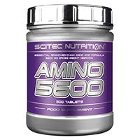 Amino Amino 5600 Scitec nutrition - Fitnessboutique