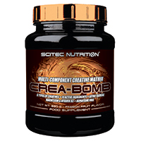 complexe Scitec nutrition CreaBomb