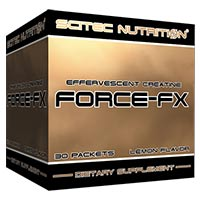 Créatines - Kre AlKalyn Scitec nutrition Force FX