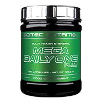 Tonus - Vitalité Mega Daily One Plus Scitec nutrition - Fitnessboutique