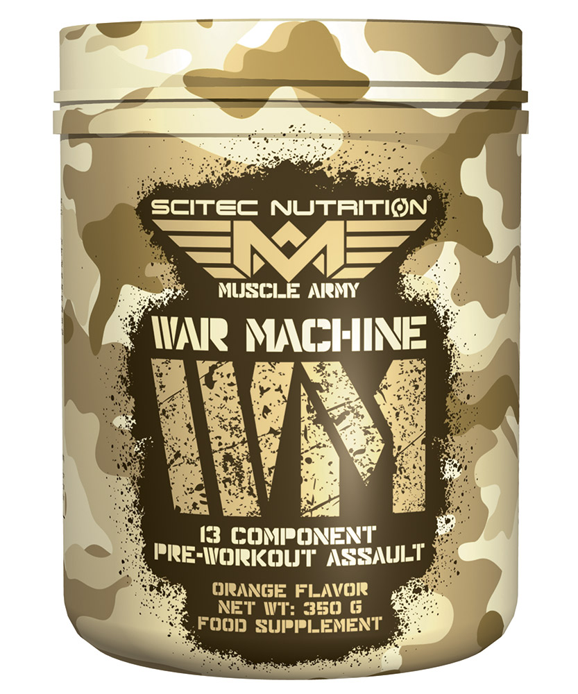 Scitec nutrition War Machine