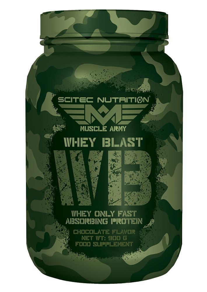 Scitec nutrition Whey Blast