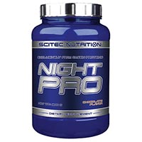protéines SCITEC NUTRITION Night Pro
