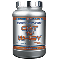 Gainer Scitec nutrition Oat N Whey