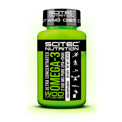 Scitec WOD Crusher Ultra Concentrated Omega 3