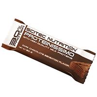 Barres protéinées Scitec nutrition Proteinissimo