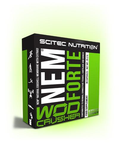 Scitec WOD Crusher NEM Forte
