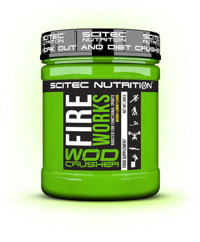 Scitec WOD Crusher Fireworks