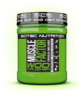 Complements Energetiques Scitec WOD Crusher Muscle Factor
