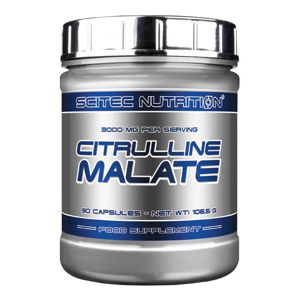pre workout Scitec nutrition Citrulline Malate