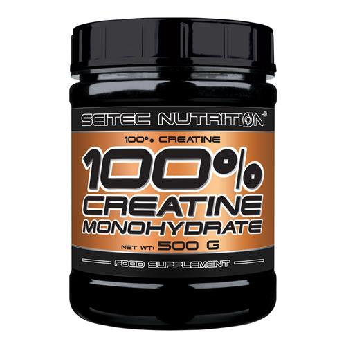 Créatine Monohydrate Scitec nutrition 100% Creatine Monohydrate