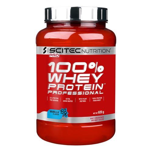Whey Protéine Scitec nutrition 100% Whey Protein Professional