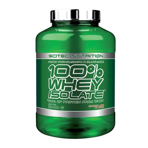 Protéines 100 % Whey Isolate