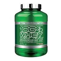 Whey Protéine 100 % Whey Isolate Scitec nutrition - Fitnessboutique
