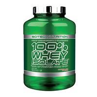 Whey protéine 100 % Whey Isolate Scitec nutrition - Fitnessboutique