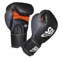 Gant de boxe Gant Velcro PU JAB 12 0Z