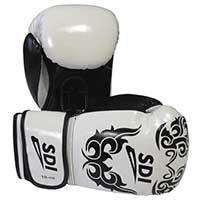 Gant de boxe Gants Boxe Sentoo Blanc 14 Oz
