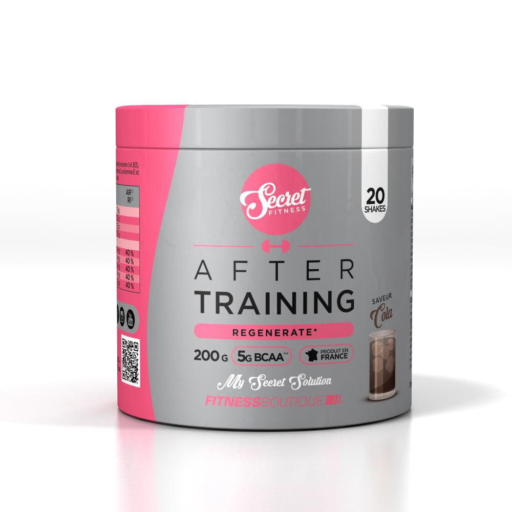 Secret Fitness After Training