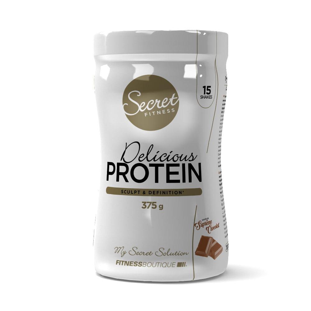 Détails Secret Fitness Delicious Protein