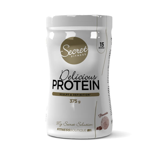Protéines Delicious Protein Secret Fitness - Fitnessboutique