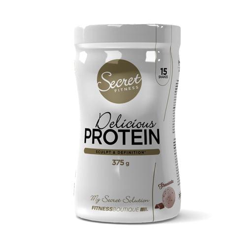 Protéines Delicious Protein Secret Fitness - Fitnessboutique
