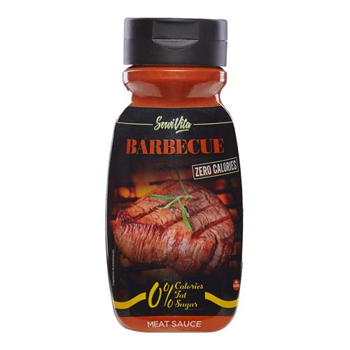 Cuisine - Snacking Sauce Salsa Barbecue Servivita - Fitnessboutique